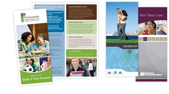 How to Use Your Credit Union or Bank Brochures for Marketing ...